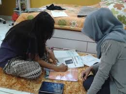 Les privat SMA di Surabaya