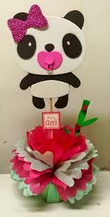 Chá De Bebê Panda  Panda Panda Birthday Party And Panda BirthdayPanda Baby Shower Theme