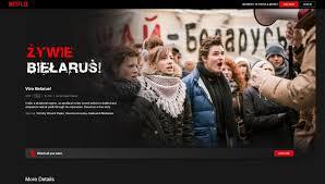 """Franak Viačorka on Twitter: """"<b>Viva Belarus</b> is on Netflix already! And I ..."""