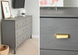 gray furniture paintBest 25 Gray painted dressers ideas on Pinterest  Grey bedroom