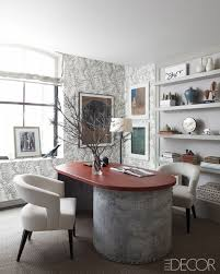 wallpaper for home office. home office heaven leafy hermes wallpaper in feuillage interior designer matthew patrick smyth for t