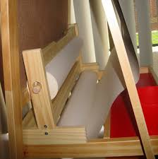 Ikea MALA easel, hacked for two!