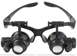 <b>Лупа</b>-<b>очки Levenhuk Zeno Vizor</b> G8 купить по цене 2 610 руб. в ...