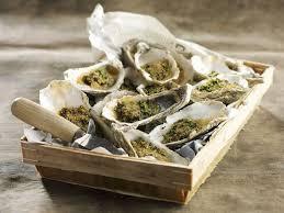 Oysters Au Gratin recipe