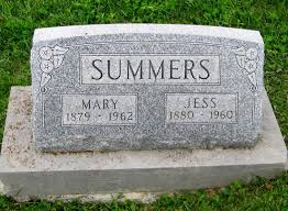 Jesse Summers (1880-1960) - Find A Grave Memorial