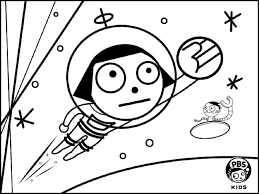 Pbs Kids Coloring Sheets Pbs Kids Coloring Pages Amazing Pbs Kids