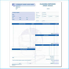 House Cleaning Template Free Breathtaking House Cleaning Invoice Template Free To Make
