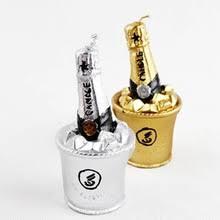 Серебряная Золотая бутылка для вина на день рождения ...