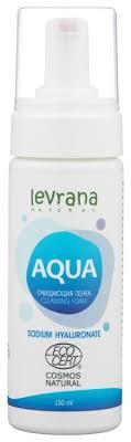 Levrana <b>очищающая пенка</b> для <b>умывания</b> Aqua — купить по ...