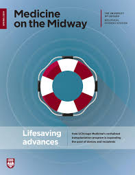 Medicine On The Midway Spring 2019 By University Of