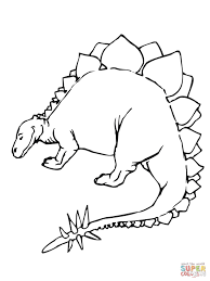 Small Picture Stegosaurus coloring pages Free Coloring Pages