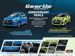 Perodua Unveils New Myvi Colours Introduces Special Price For The