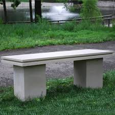 Commercial Outdoor Benches With Backs On With HD Resolution Stone Benches With Backs