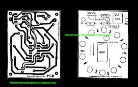 circuit diagrams 4u christmas light circuit diagram 1 ic cd4017 decade counter divider 10 decoded 1 ic ne555 timer ic 2 c 10uf 16v electrolytic capacitors 1 r 2 7k resistors 1 4 w 5%