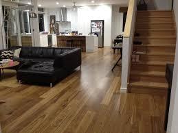 image of vinyl plank flooring basement rocklin