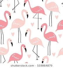Flamingo Pattern Classy Flamingo Images Stock Photos Vectors Shutterstock