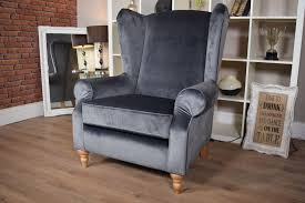 gray wingback chair. High Back Chair Wingback Side Turquoise Accent Clearance Settee White Wing Gray O
