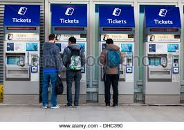 Ticket Vending Machine Gorgeous Train Ticket Vending Machines Stock Photo 48 Alamy