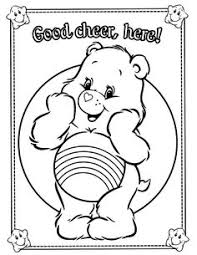 Small Picture care bear coloring pages Google Search jolizas stuff