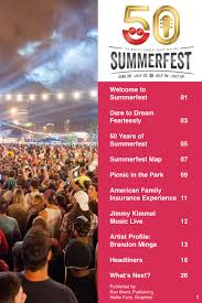 Summerfest As Presented By American Family Insurance Pages