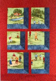 Golfers Attic Window Quilt | Quilts and patchwork | Pinterest ... & Golfers Attic Window Quilt Adamdwight.com
