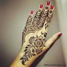 Small Picture Easy Mehndi Design Simple Mehandi Desings Images