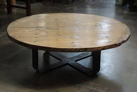 wonderful amazing metal round coffee table round coffee table in for round wood and metal coffee table attractive