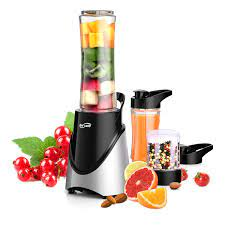Housmile Smoothie Blender Makers, Grinder & Juicer - Portable Food Blenders  Processor Shake Mixer Maker for Fruit, Milkshake, Vegetables Drinks, Ice,  300W- Buy Online in Mauritius at mauritius.desertcart.com. ProductId :  192887452.