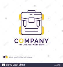 Bag Company Logo Design Company Name Logo Design For Bag Camping Zipper Hiking