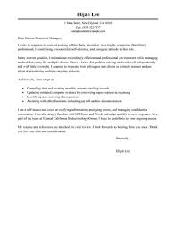 dear human resources cover letter data entry cover letter cover letter