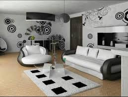 The Most Black White And Grey Living Room Design Concerning Modern Living  Room Black And White Decor