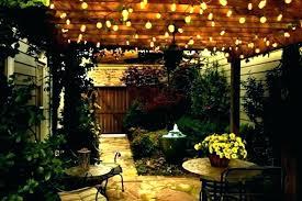 solar powered outdoor string lights solar string garden lights exotic outdoor string lights string outdoor lights