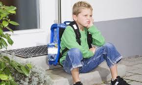 Резултат с изображение за детето не иска на детска градина