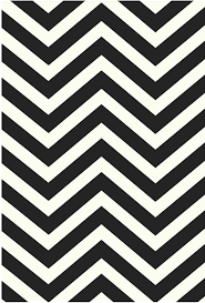 Black And White Chevron Rug Pleasing Decor With Images About Rugs On