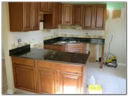 Granite Kitchen Set Granite Kitchen Countertops Michigan Kitchen Set Home
