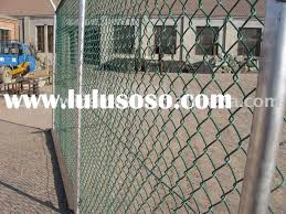 green pvc coated garden fence pvc coated diamond wire mesh green pvc coated chain