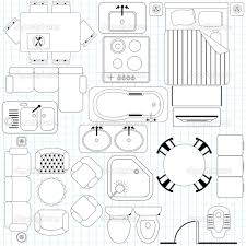 floor plan furniture symbols bedroom. Floor Plan Furniture Symbols Bedroom Photo - 10 L