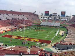 Los Angeles Memorial Coliseum Section 112 Rateyourseats Com