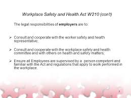 what does employees supervised mean legal rights and responsibilities of employers supervisors and