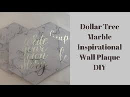 dollar tree diy faux marble