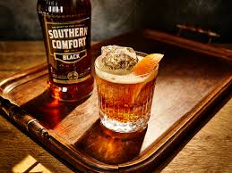 What is Southern Comfort Black