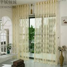 Sheer Bedroom Curtains Sheer Fabric Blinds Promotion Shop For Promotional Sheer Fabric