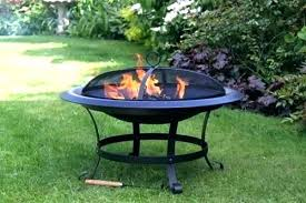 large fire pit bowl uk luxury pits design lifestyle outdoor gas bow large fire pit big