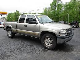 Used 2000 Chevrolet Silverado 1500 LS Extended Cab Extended Cab ...