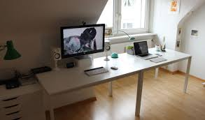 impressive office desk setup. The Complete Guide To Choosing Or Building Perfect Standing Desk Brilliant Best Computer Setup Impressive Office