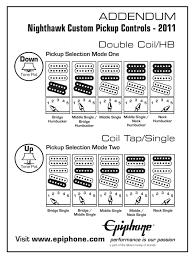 whick bridge pickup for epiphone nighthawk in wiring diagram 3 5