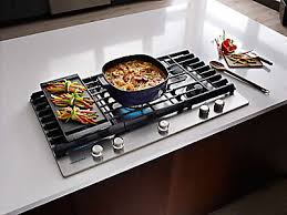 Kitchenaid 5 Burner Gas Grill Removable Griddle Inside Design