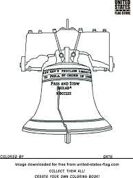 Small Picture To Print Liberty Bell Coloring Page 89 For Free Coloring Book with