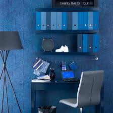 indigo home office. midnight blue home office indigo colour schemes photo gallery decorating n