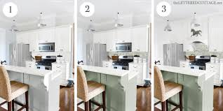 Lettered Cottage Kitchen Inspiration Three Different Ways
